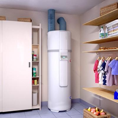 chauffe eau thermodynamique equip 39 home sp cialiste kit lectrique. Black Bedroom Furniture Sets. Home Design Ideas